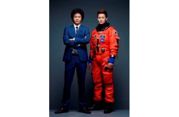 【写真】週刊モーニングで連載中の宇宙飛行士を目指す兄弟を描いたコミックの実写化『宇宙兄弟』は2012年春公開