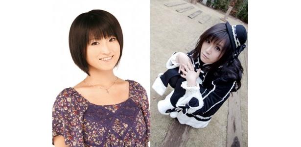 【写真】ゲストは藤田咲(左)とみ~こ(右)