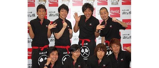 【写真】幸せそうな田村裕さん♪