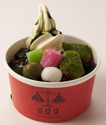 """スイーツをグラム単位で""""量り売り""""するカフェ「Dear sweets Buffet and Bar ggg」が7月16日(土)に原宿に誕生!"""