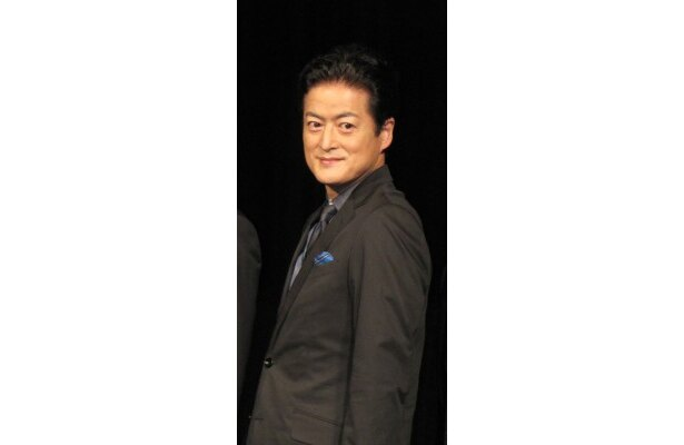 陣内孝則は「(今回の出演は)MAKIDAIさんからの指名です」と明かす