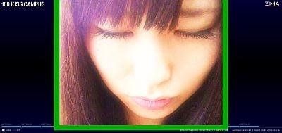 """【画像】女子大生100人の""""キス顔""""をちょっとだけ公開! ほかサイト詳細はこちら"""