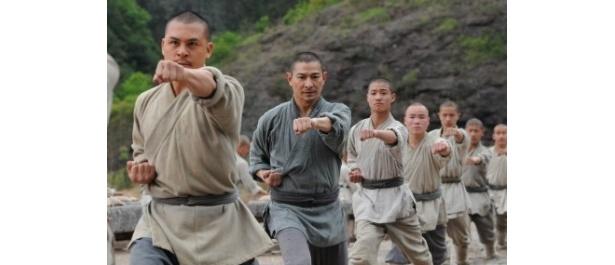 あのジェット・リーの『少林寺』から約29年、新たな『少林寺』が誕生した