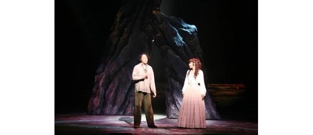 【写真】同作のワンシーン。平野は天真らんまんにキャサリン役を演じた