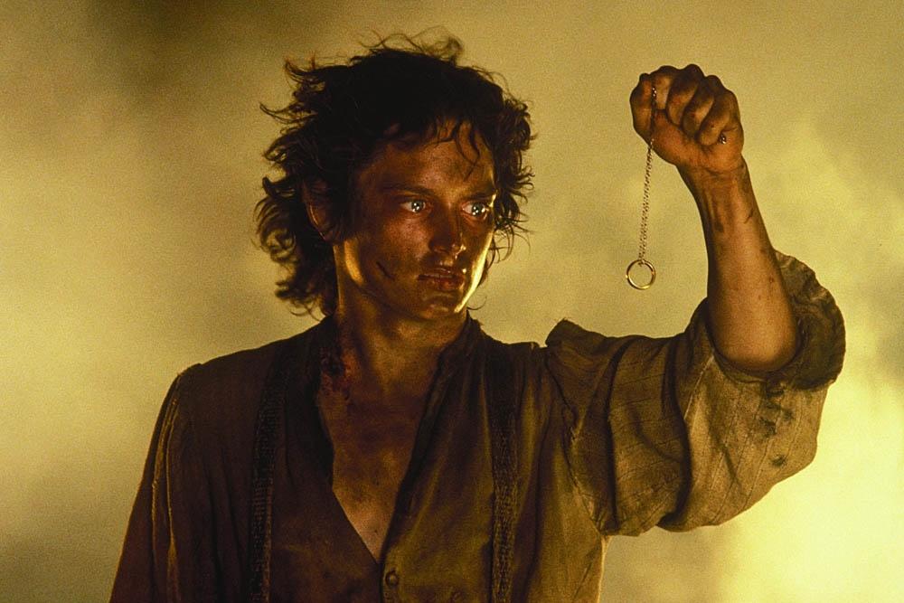 イライジャ・ウッド演じる主人公のフロド・バギンズ(『『ロード・オブ・ザ・リング/王の帰還』』)