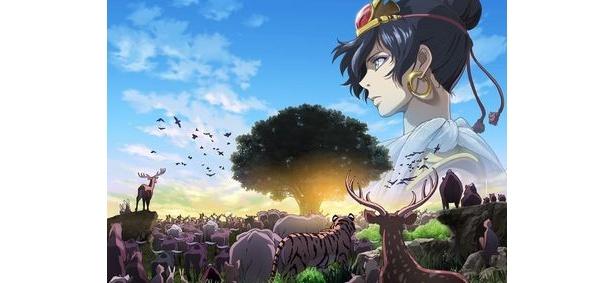 北米最大の日本映画祭、ジャパン・カッツ!。5回目となる今年のオープニング作品は『手塚治虫のブッダ 赤い砂漠よ!美しく』
