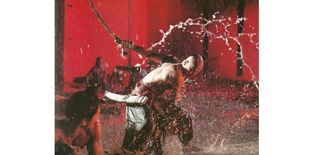 同じくツイ・ハーク監督の『ブレード 刀』も上映。他にも『蜀山奇傅 天空の剣』『ツイン・ドラゴン』の計4作品がアメリカ初上映となる