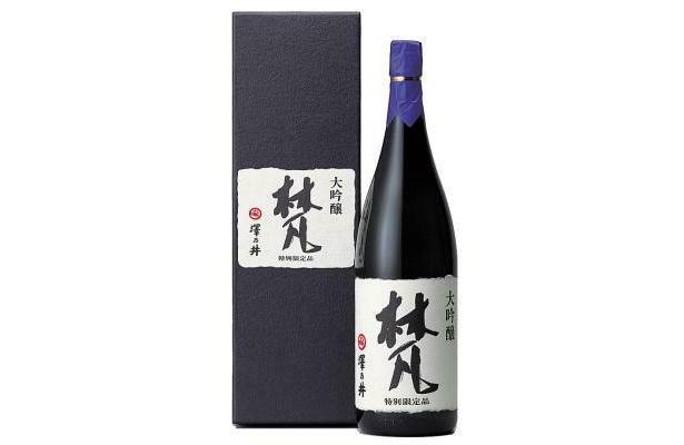 小澤酒造の自信作「梵」1800ml10500円