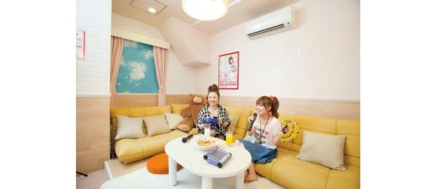 まるできいちゃんのお部屋! 北乃きいプロデュースによるキュートな空間でリラックス