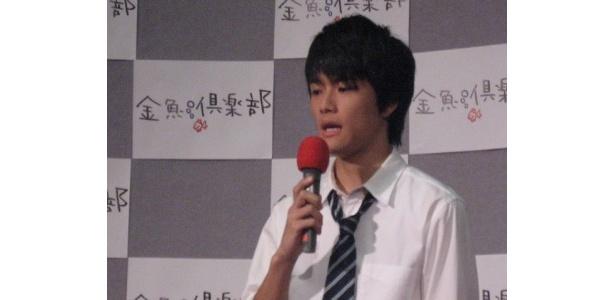 初主演をつとめる入江は「自分の長所と欠点をたくさん発見できて勉強になった」