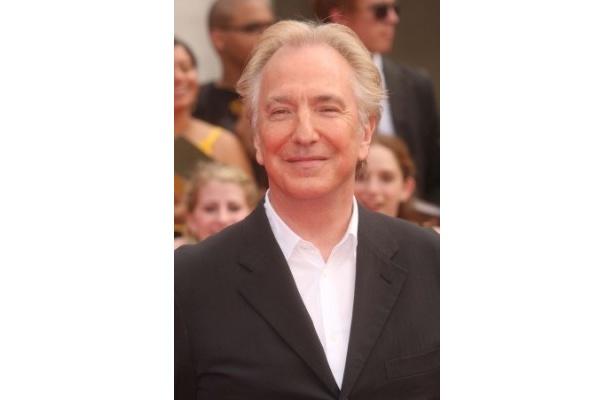 イギリス出身、1946年生まれのアラン・リックマン