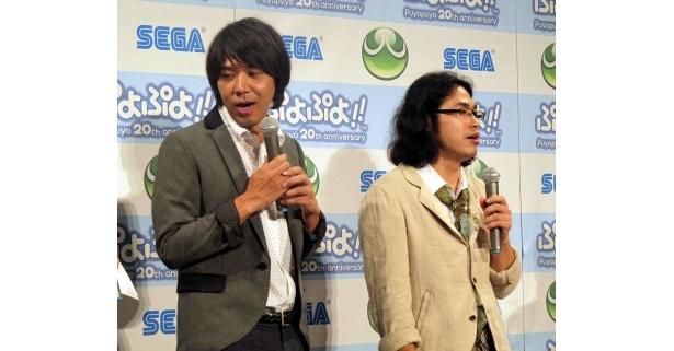 戸田に惨敗したロッチに2人は立ったままイベントを過ごした!