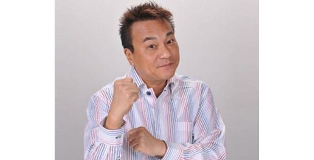 タレントの北野誠さんも大阪城の歴史の謎を語る!