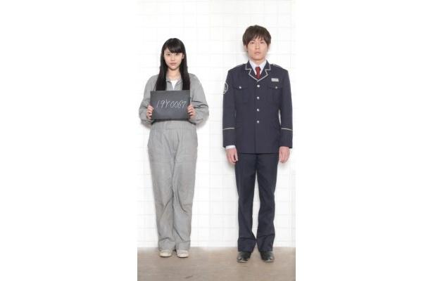 『スイッチを押すとき』で主演を務める小出恵介と水沢エレナ