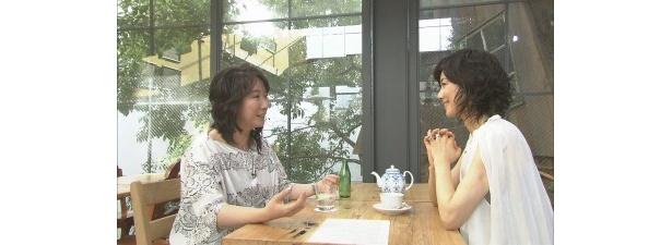 Eテレ注目の新番組「ミュージック・ポートレイト」。初回のゲストは歌手・今井美樹と直木賞作家の村山由佳
