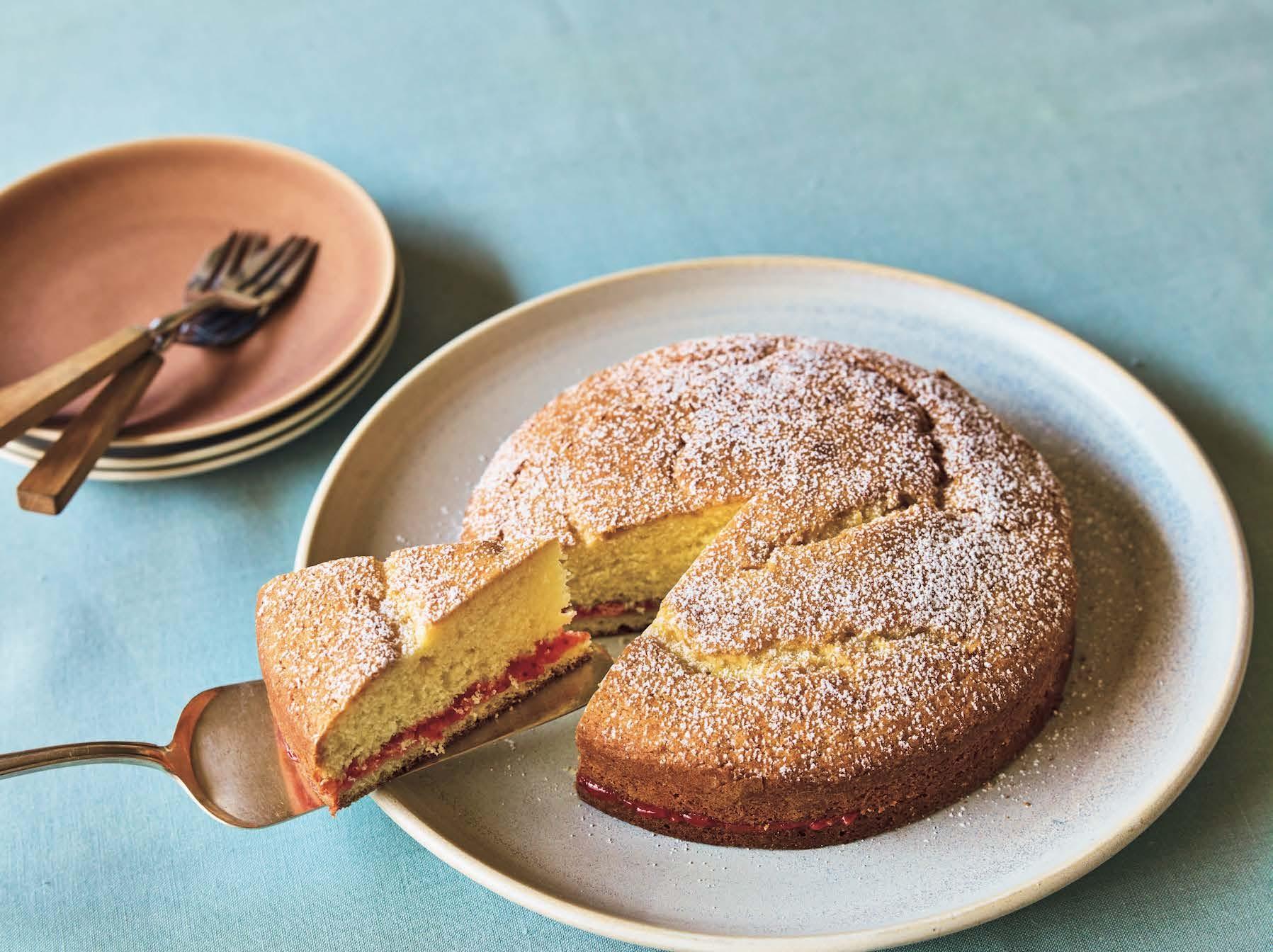 食べごたえたっぷり! イギリスで親しまれている「ビクトリアンケーキ」