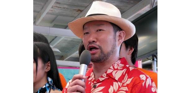 吉本の若手芸人が日替わりで位置に店長を務めることに木村は「ある程度の犯罪は覚悟しています」と笑いをとった