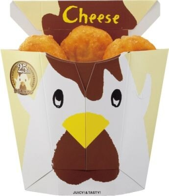 「からあげクン チーズ」