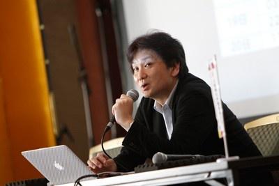 USTREAM Asia社の中川具隆社長