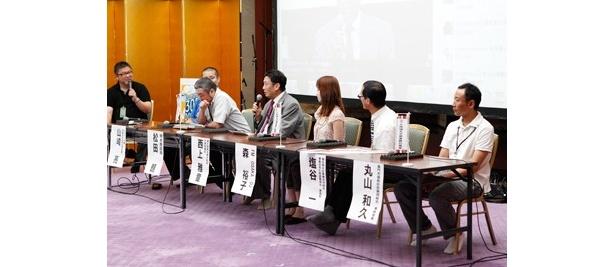 「大阪町づくりサミット」ではそれぞれの街のソーシャルメディアの活用事例