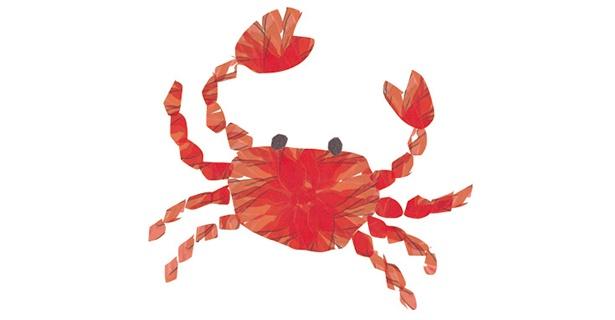 赤いアイテムを身に着けて厄払いに!「当たる」と大人気の蟹座の運勢(~6/24)