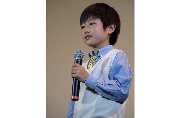 本作のキーパーソンである大悟を演じた澁谷武尊