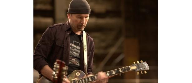究極の音を追求することで知られるU2のギタリスト、ジ・エッジの秘密が明らかに?