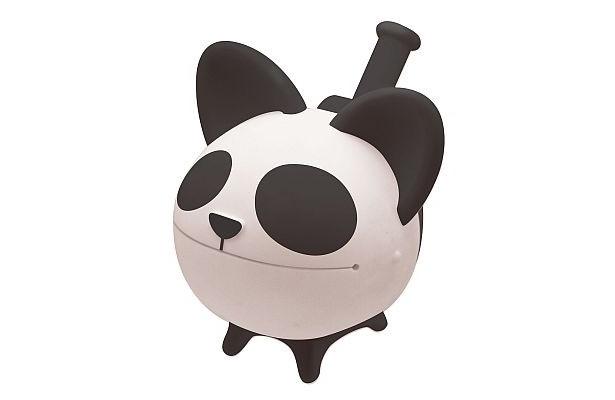 パンダ(低い声)