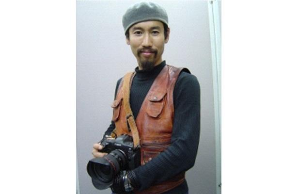 戦場カメラマンの渡部陽一さん