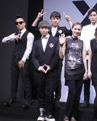 BIGBANG、2NE1という、韓国でもトップクラスの人気を誇るアーティストを抱えるだけに、今後の展開から目が離せない!