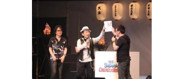 大川・森田チームと小林・森川チームは白熱したチームバトルを展開!!