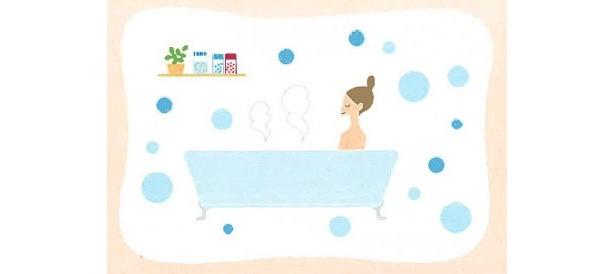 質の良い睡眠はリラックスすることが大事。シャワーよりもなるべく入浴を