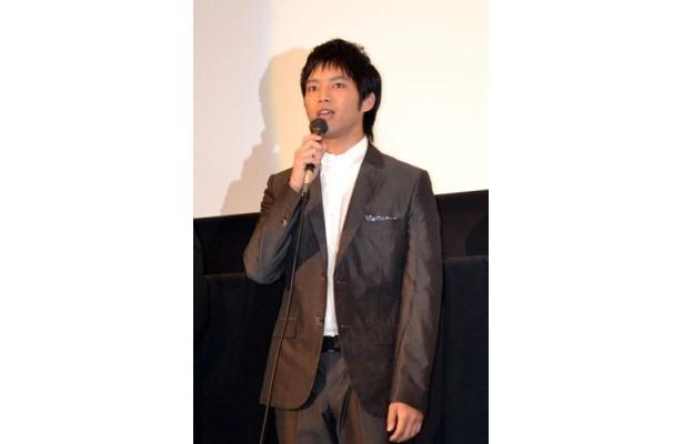 人気キャラクター・土井先生を演じた三浦貴大