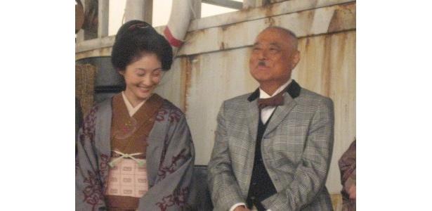 津川は「常盤貴子さんが結婚してると知らなかった。口説かなくてよかった(笑)」