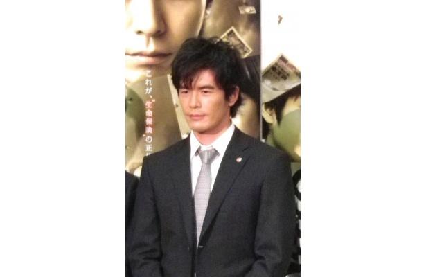 2カ月の撮影帰還を経て「終わるのが寂しい」と語る伊藤