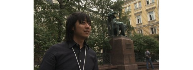 ピアノ部門で唯一の日本人出場者である犬飼新之介