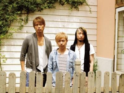 名古屋出身の3人組「ソナーポケット」