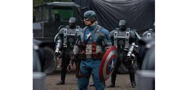 本家アメリカでは既に公開中の『キャプテン・アメリカ ザ・ファースト・アベンジャー』。今後控えている世界公開でどこまで興行成績を伸ばすかにも注目だ