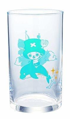 I賞は人気キャラクターがプリントされた「グラス」。写真はチョッパーver.