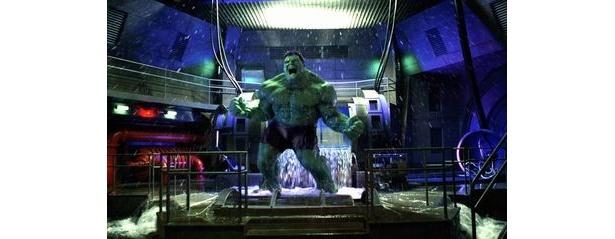 4位にランクインしたのは超人ハルクの圧倒的な怪力