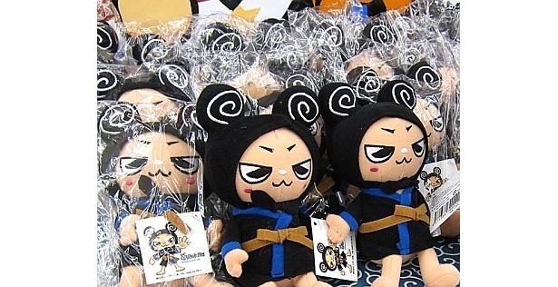 両国発ご当地キャラ「Jirokids」。グッズはマザー企画のサイトとファミリーマート市谷田町店で販売中