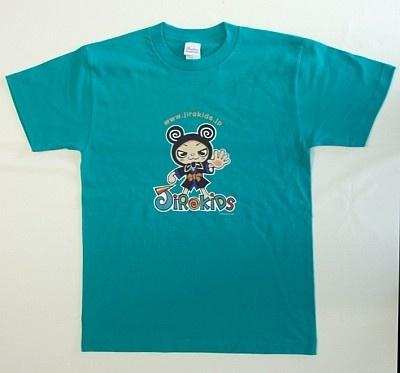 Tシャツ青(3150円)