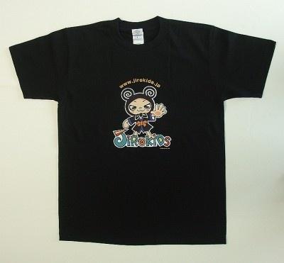 Tシャツ黒(3150円)