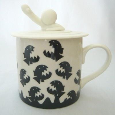 「マグカップ&マグカバー ピラニア」(1659円)