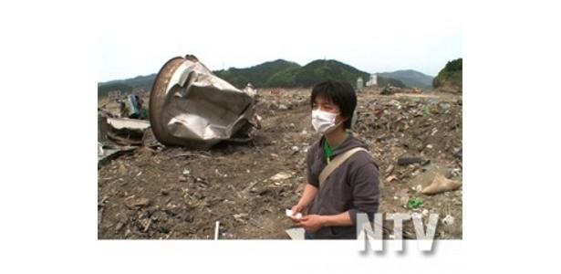 日本テレビディレクター陣が震災の体験をドキュメントにする「リアルワールド 143日 テレビディレクターが見た東日本大震災」