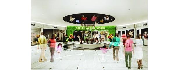 【写真】新千歳空港には様々な商業施設が入っている!