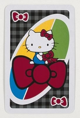 【写真】2種類あるオリジナルのチャンスカードほかキティちゃんデザインのカードはこちらでチェック!