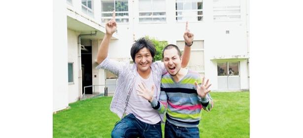 「笑いに厳しい有楽町のサラリーマンを爆笑させたら快感だと思う」とスリムクラブ・真栄田賢さん