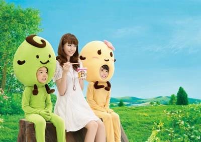 【画像】桐谷美玲を新CMキャラクターに起用したはるさめシリーズのテレビCMは8月14日(日)よりオンエア