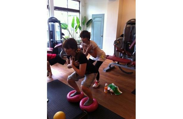 「大野DOJYO」でトレーニングを続けてきた3ヶ月間
